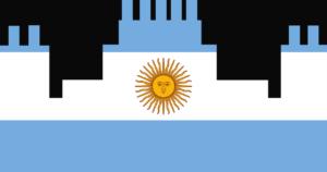 アルゼンチン国旗ロゴ